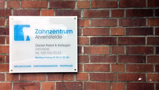 Öffnungszeiten Zahnzentrum Berlin Ahrensfelde