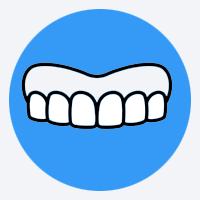Eingliederung fester Zahnersatz